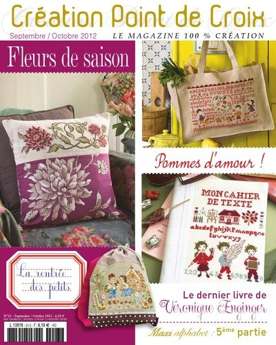 17 Best images about Magazine (Creation) Point de Croix on Pinterest | Mars, French and Free ...