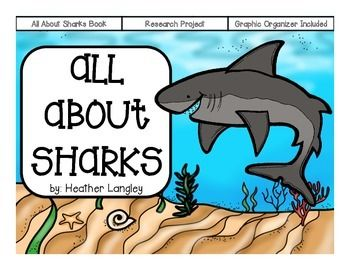 This All About Sharks FREEBIE is a great way to get kids doing their own research about animals.  Students use the graphic organizer to collect facts about sharks and then publish their facts in an All About Sharks book.Love all things ocean?  You might also like:  Classroom Decor Ocean If you love this you can get the whole set A-Z here: All About Animal BooksThank you for visiting my store!