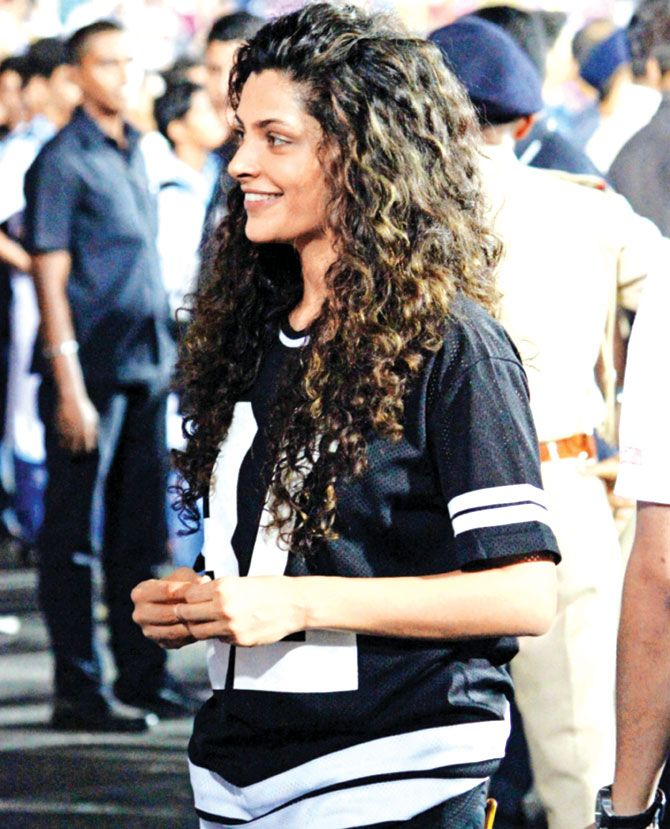 Saiyami Kher spotted in Andheri. #Bollywood #Fashion #Style #Beauty #Hot #Sexy