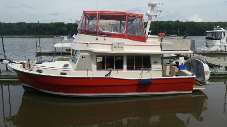 2004 Mainship 40 Trawler Power Boat For Sale - www.yachtworld.com