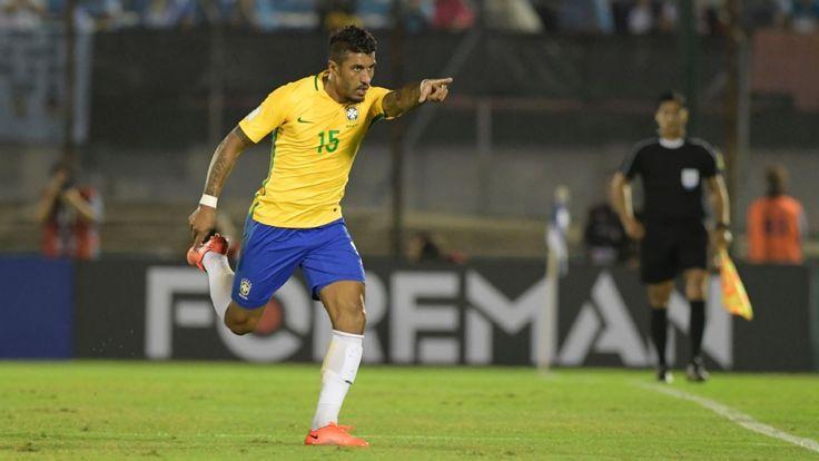 Luiz Felipe Scolari dismisses Paulinho to Barcelona speculation
