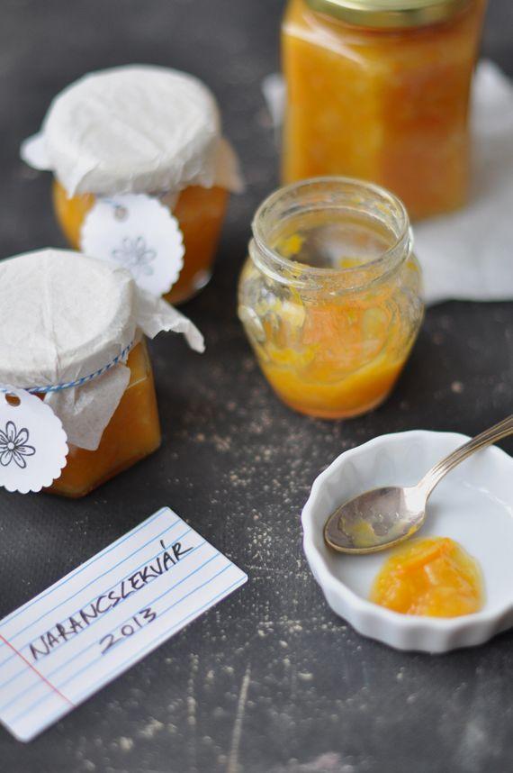 narancslekvar