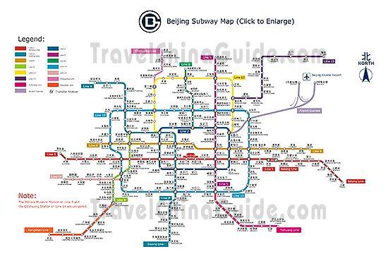 beijing subway map english pdf