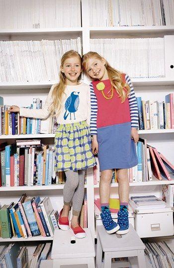 Mini Boden Tee, Skirt & Dress (Little Girls & Big Girls ...