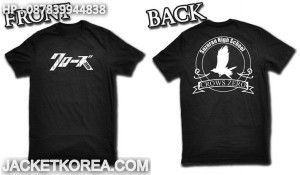 Kaos Crows Zero - Suzuran High School