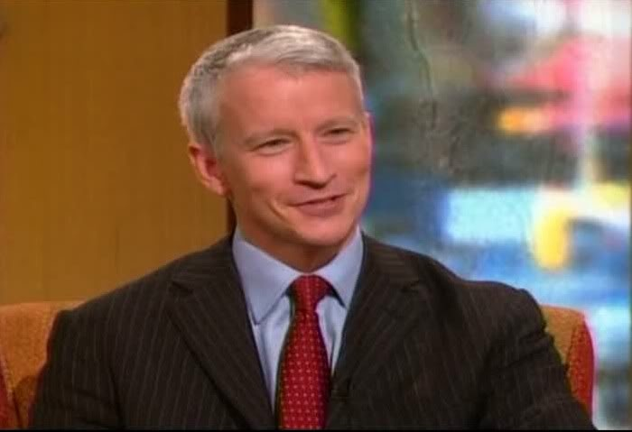 Anderson Cooper's father, Wyatt Emory Cooper, was from Quitman