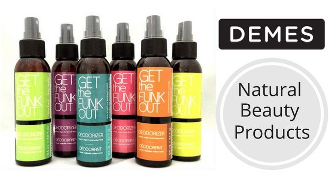 Interview With DEMES Natural Products – BEAUTY12 Blog