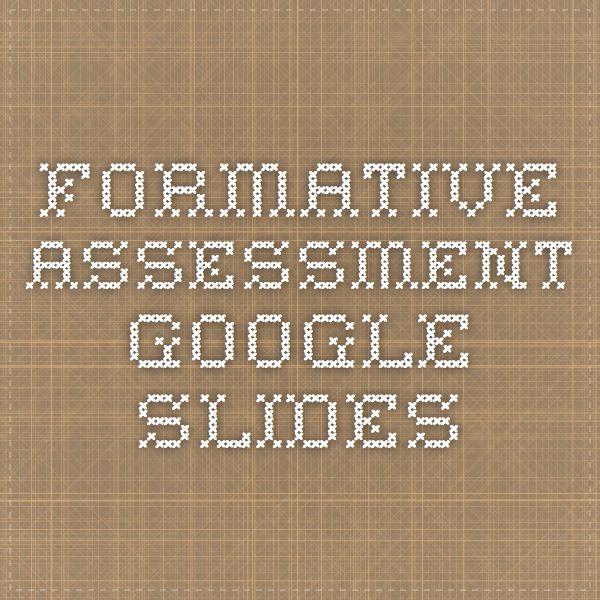 Die Besten  Formative Assessment Examples Ideen Auf