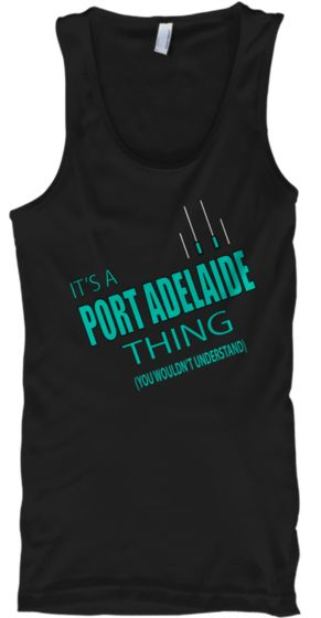 New limited edition release! | Teespring.......I want one, love my @portadelaidefc <3