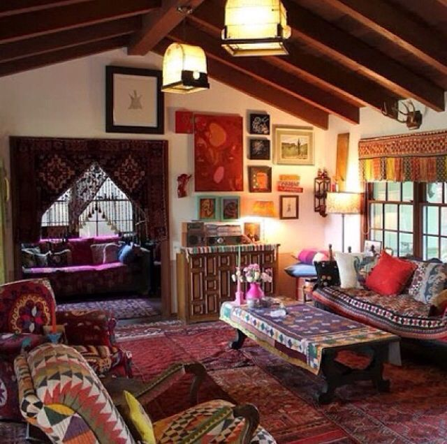 Three Must-read Tips For Achieving A Bohemian Décor In