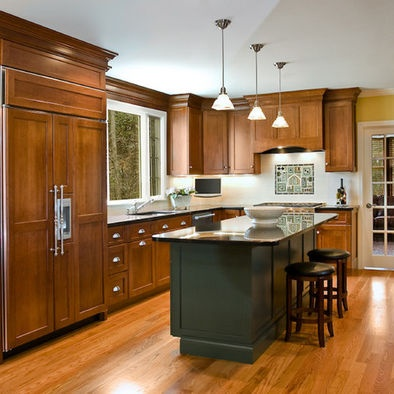 Kitchen Design Ideas For Medium Kitchens 44 best home- oak kitchen ideas images on pinterest | kitchen
