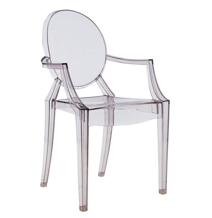 le fauteuil louis ghost par philippe starck design fauteuil louis ghost chaise fauteuil