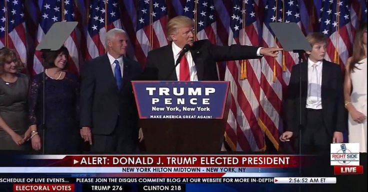 Die USA haben gewählt! Das haben wir nun von einem Präsidenten Trump zu erwarten