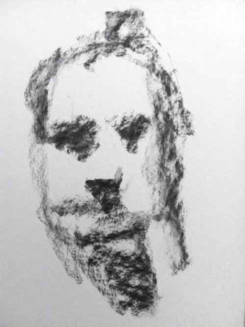 Gesture of Head Drawing diagram image