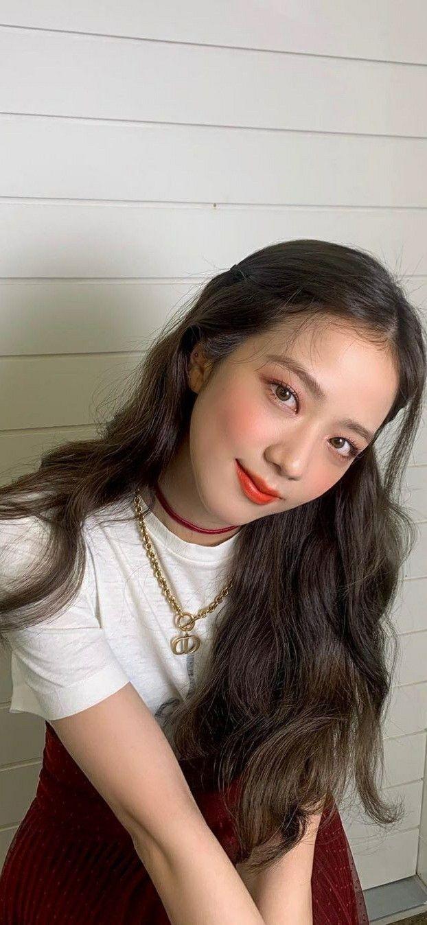 Beomgyu Jisoo Wallpaper Blackpink Jisoo Black Pink Kpop Aesthetic