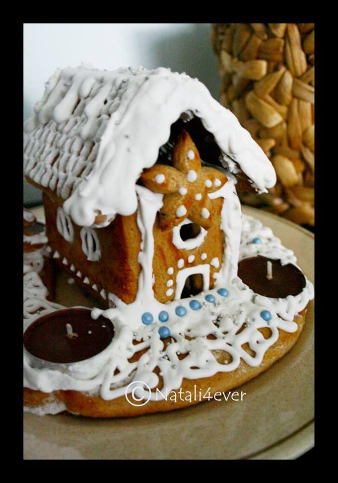 Kids Gingerbread house