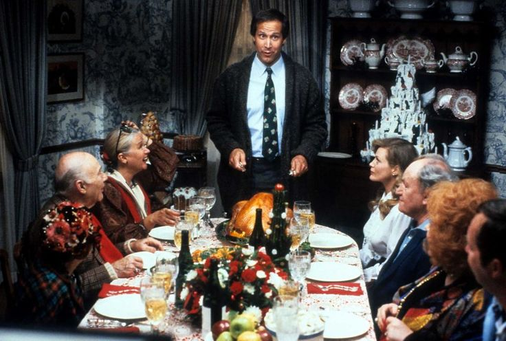 """""""National Lampoon's Christmas Vacation"""": Best Griswold movie or greatest Griswold movie? This 1989 Christmas favorite chronicles the unrelenting frustrations of bumbling patriarch Clark Griswold, played by Chevy Chase, that dampen his holiday spirit, from the disastrous Christmas light overkill to the doubt that he will receive the Christmas bonus he relies on every year.Hilarity ensues in Clark's misfortunes."""