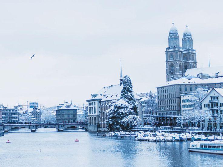 #Travelspot - Zürich - #travel #Zürich #Switzerland #ttot #RTW #SMtravel
