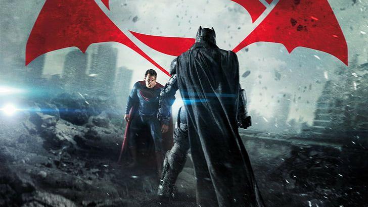 Superman Vs Batman Batman Batman V Superman Dawn Of Justice Superman Wallpaper