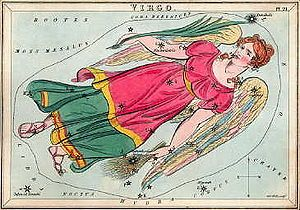 Virgo (constellation) - Wikipedia, the free encyclopedia
