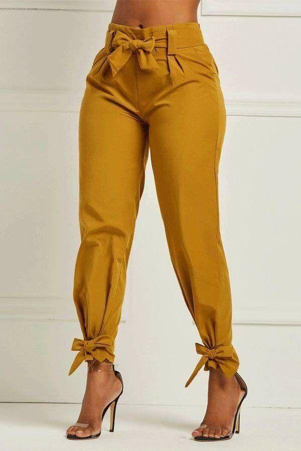 Me Encanta Pantalones De Moda Pantalones De Moda Mujer Pantalones De Vestir Mujer