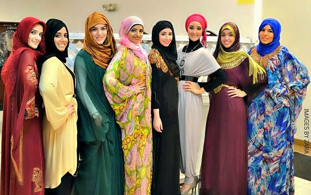 Fashion Show Event Hijab And Dresses Models I Covered An