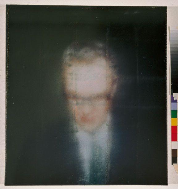 Gerhard Richter, Autoportrait, 1996