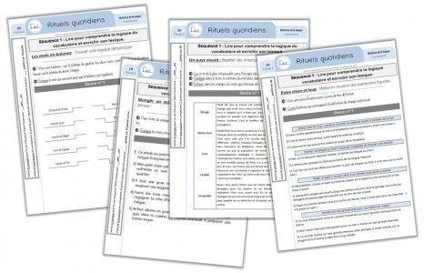 Un super travail : des exercices quotidiens en lecture, sur les 5 périodes ! Sur le blog cycle3orpheecole.com
