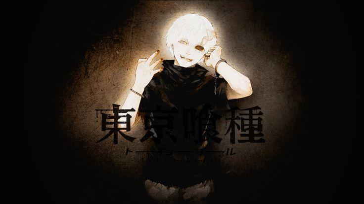 Tokyo Ghoul Kaneki Ken white hair Wallpaper by Ramzes100