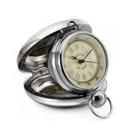 Ofera-i sefei tale un cadou pentru femeia capricorn calitativ care sa-i arate cat de mult o pretuiti, un ceas de birou St. ELMO Dalvey