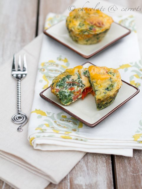 crustless mini pizza quiches | Looks so yummy I had to pin it | Pinte ...