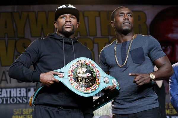 Mayweather Says He Chose An 'Exciting' Opponent For His Final Fight