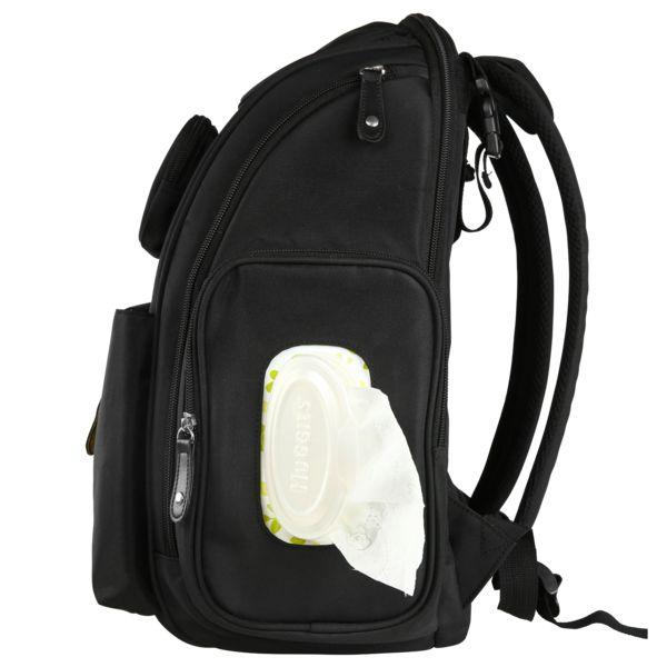 """Jesse"" Diaper Bag Backpack (Including Changing Pad & Sundry Bag)"