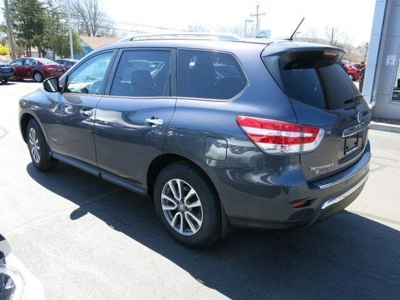 Review 2014 Nissan Pathfinder Hybrid SV Elegant - Latest nissan pathfinder captain chairs Top Search