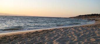 Οι παραλίες στην Νάξο