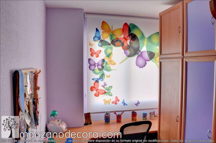 15 best estores enrollables para cocina images on - Estores enrollables fotograficos ...