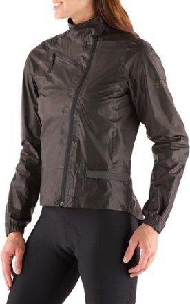 GORE BIKE WEAR Women's One Lady Gore-Tex Shakedry Bike Jacket Black XL