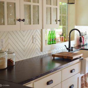 Farmhouse Kitchen Backsplash Pictures
