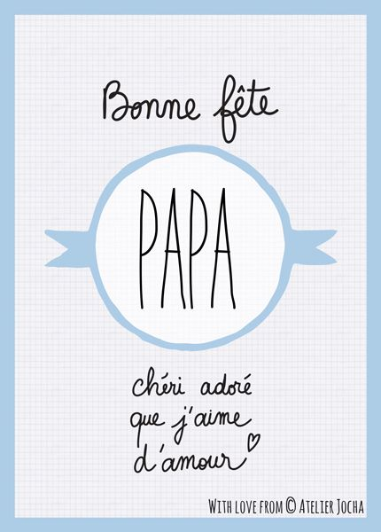 7 best bonne fete papa images on pinterest father 39 s day happy name day and mother 39 s day - Coeur bonne fete papa ...