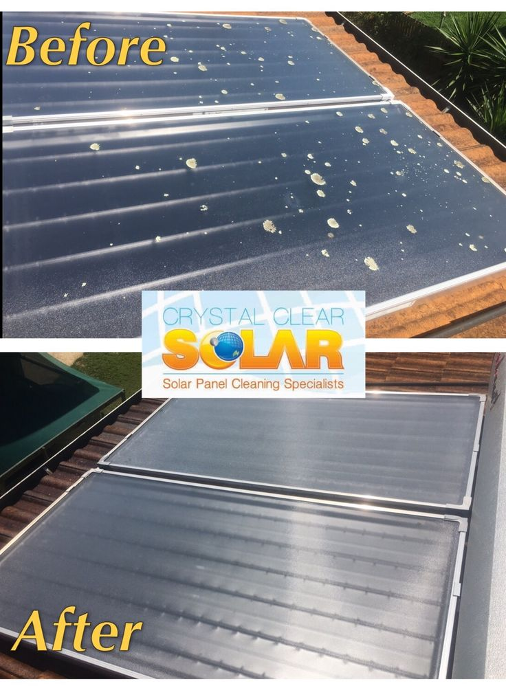 Don't forget that your solar hot water system needs regular cleaning to ensure it's operating at top efficiency!  Lichen love to grow on these systems and it will block out your valuable sun!☀️