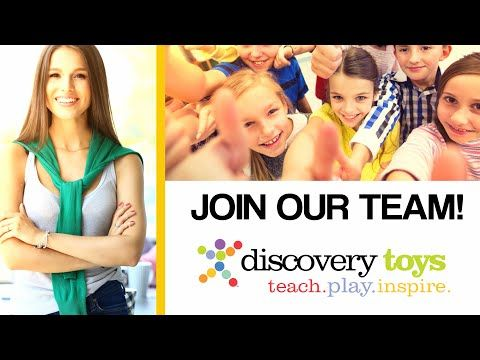 Join Discovery Toys as an Educational Consultant Today! - YouTube