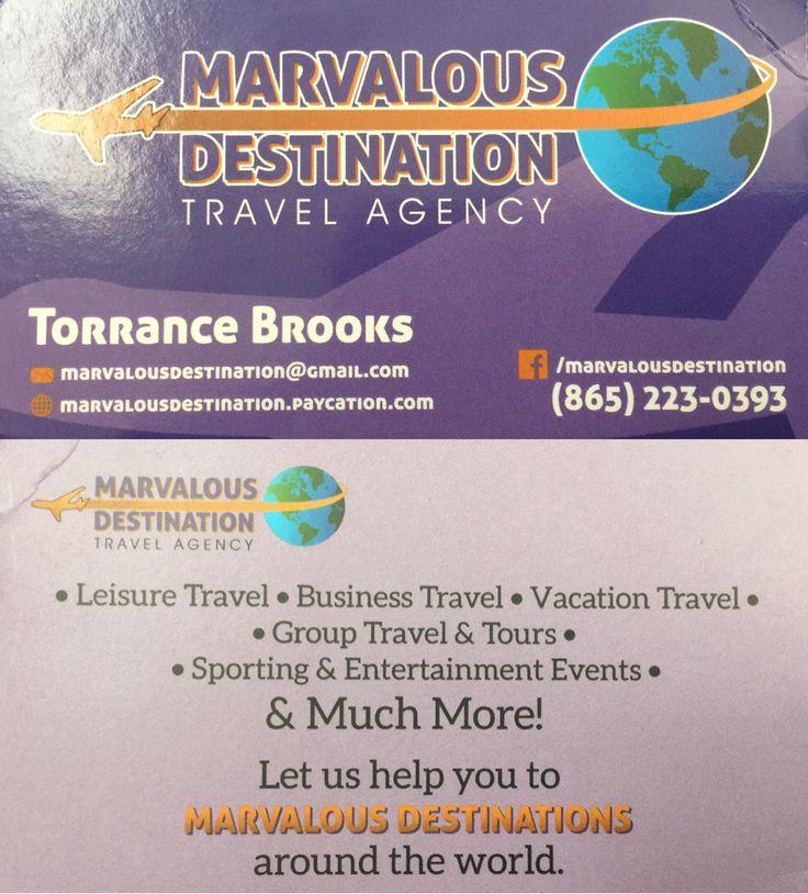 Marvalous Destination Travel Agency
