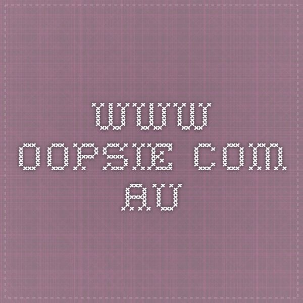 www.oopsie.com.au