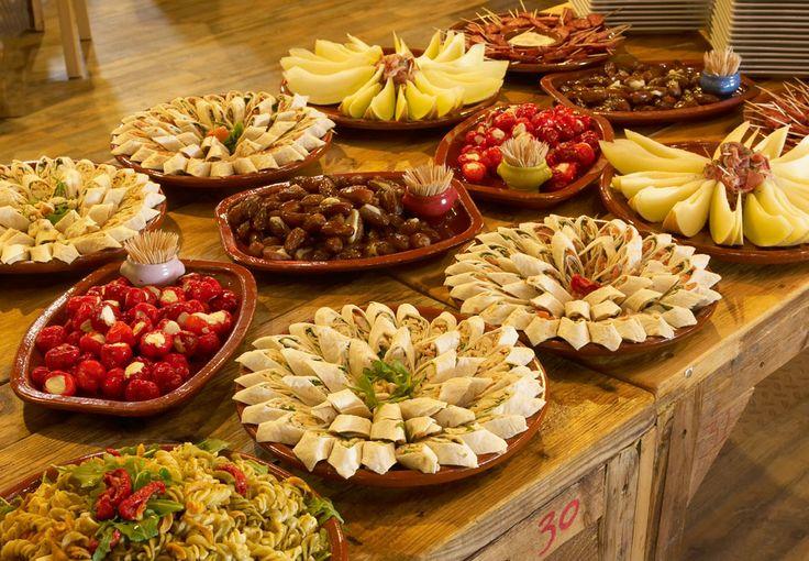 Tapas | Ons tapas restaurant in Overijssel heeft een zeer uitgebreide tapas ...