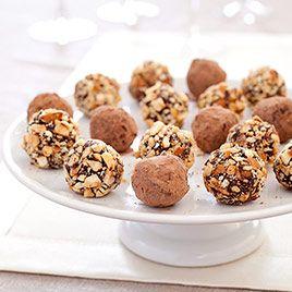 Chocolate Truffles - America's Test Kitchen