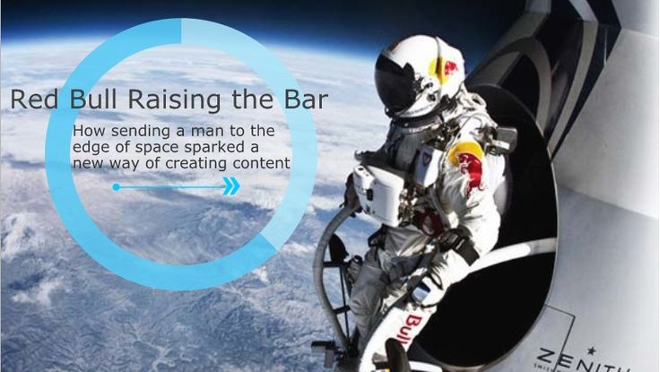 Why Red Bull has raised the bar for content marketing.