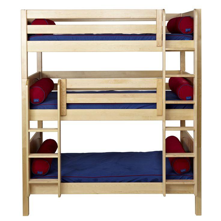 triple bunk beds - Google Search