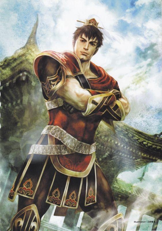 Dinasty Warriors - Sun Ce