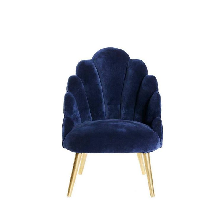 Sissy-Boy Fauteuil, Donkerblauw