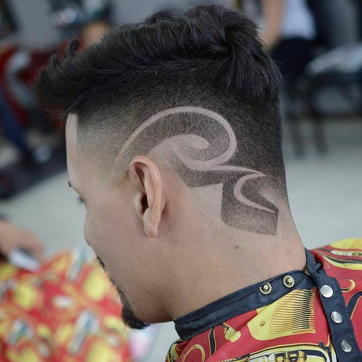 Temp Fade Haircut Design